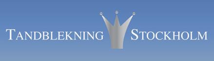 Tandblekning Stockholm logga