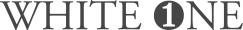 whiteone logo